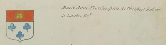 Marie Anne FLEUTELOT