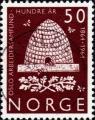 Ruche en  Norvége